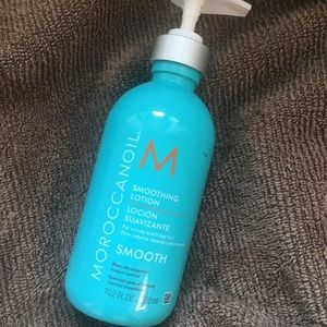 Other - Moroccan oil smoothing lotion